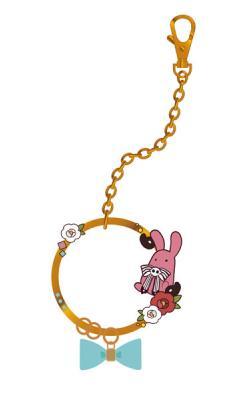 Yashiro Nene Metal Key Ring