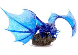 Icons of the Realms Sapphire Dragon Premium Figure