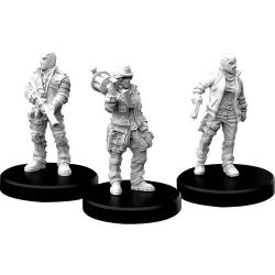 Combat Zoners - Heavies