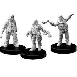 Combat Zoners - Punks