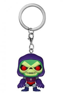 Skeletor with Terror Claws Pop! Vinyl Figure Keychain