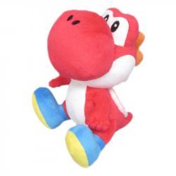 Super Mario Plush Yoshi Red 20cm