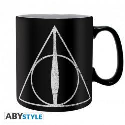 Mug 460ml Deathly Hallows