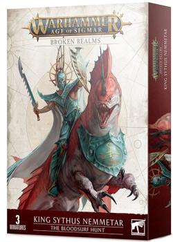 Broken Realms: The Bloodsurf Hunt