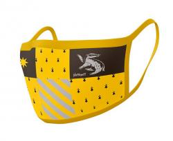 Harry Potter Face Covering 2-Pack Hufflepuff