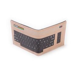 Bifold Wallet C64 Keyboard