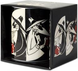 Spy vs. Spy Bomb and Dynamite Coffee Mug