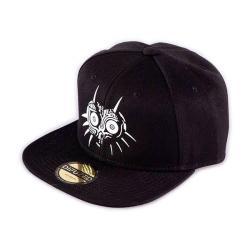 Snapback Cap White Majora's Mask