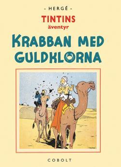 Krabban med guldklorna - retroutgåvan