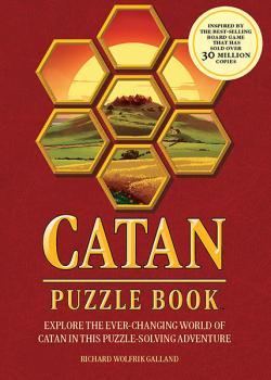 Catan Puzzle Book - Puzzle-Solving Adventure