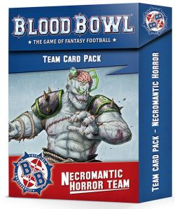 Necromantic Horror Team Cards