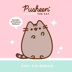 Pusheen the Cat 2021 Calendar