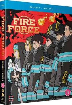 Fire Force: Season 1 - Part 2