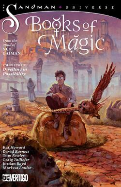 Books of Magic Vol 3: Dwelling in Possibility