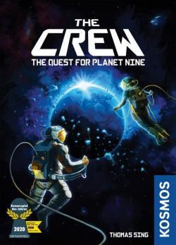 Crew: The Quest for Planet Nine (Skandinavisk Utgåva)