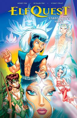 Elfquest: Stargazers Hunt Vol 1