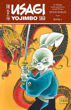 The Usagi Yojimbo Saga Vol 1