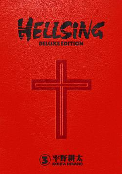 Hellsing Deluxe Edition Vol 3