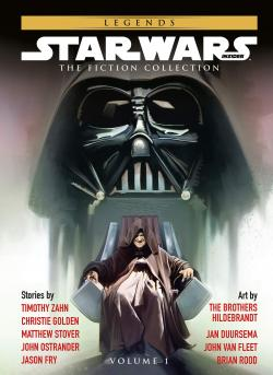 Star Wars Insider The Fiction Collection Vol 1
