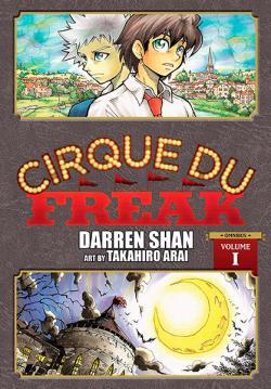 Cirque Du Freak Manga Omnibus Vol 1