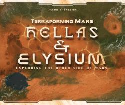 Terraforming Mars - Hellas & Elysium (Skandinavisk Utgåva)