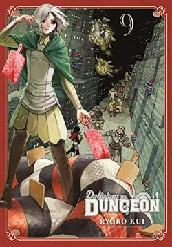 Delicious in Dungeon Vol 9