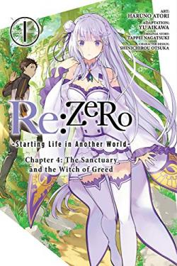 Re: Zero Chapter 4: Part 1