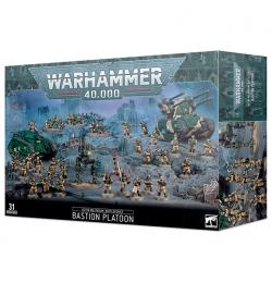 Astra Militarum: Bastion Platoon Battleforce 2020