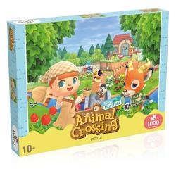 New Horizons Jigsaw Puzzle Characters (1000 pieces)
