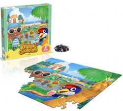 New Horizons Jigsaw Puzzle Characters (500 pieces)