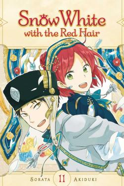 Snow White with the Red Hair Vol 11