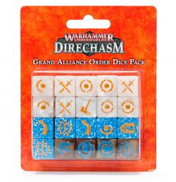 Grand Alliance Order Dice Pack