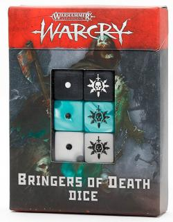 Warcry Dice: Bringers of Death