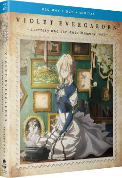 Violet Evergarden I Eternity and the Auto Memory