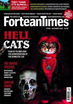 Fortean Times Nr 399, December 2020