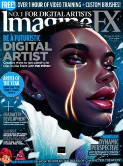 ImagineFX Christmas 2020, #194