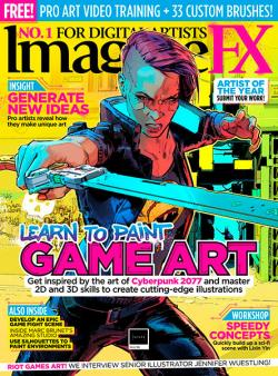 ImagineFX January 2021, #195