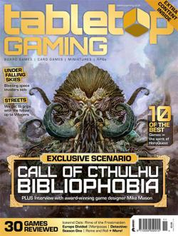 Tabletop Gaming #48, November 2020