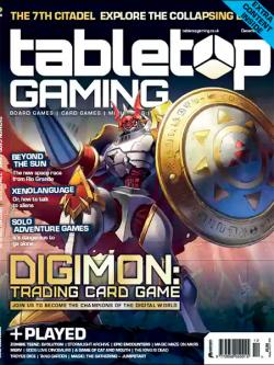 Tabletop Gaming #49, December 2020