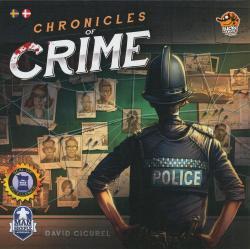Chronicles of Crime (Skandinavisk Utgåva)