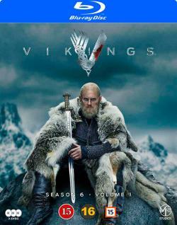Vikings, säsong 6, volume 1