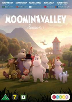 Moominvalley, The Complete First Series