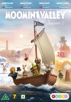 Moominvalley, The Complete Second Series
