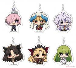 Fate/Grand Order Babylonia Color Collection Charm