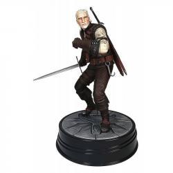The Witcher 3 Wild Hunt PVC Statue Geralt Manticore 20 cm