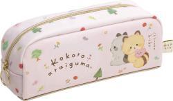 Kokoro Araiguma Pen Case: Hugs Fill Your Heart