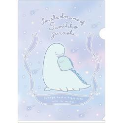 Sumikkogurashi A4 File Folder: In the Dreams of Sumikkogurashi
