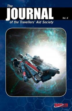Mongoose Games: Traveller 2ed Edition Journal #5