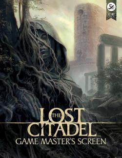 Lost Citadel RPG: GM Screen