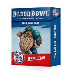 Dwarf Team Card Packs